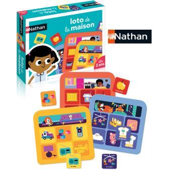 Loto de la maison Nathan - Loto, mémo, domino - Achat   prix   fnac 26df2b6d6e61