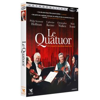 Le Quatuor DVD