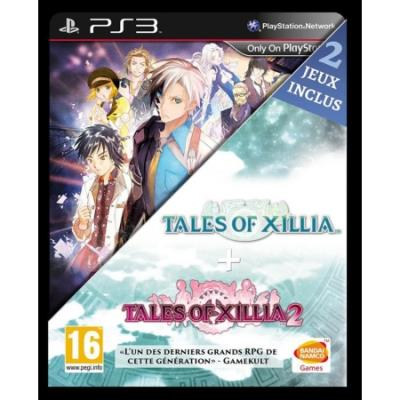 Tales of Xillia 1 et 2 PS3 - PlayStation 3