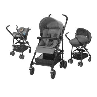 poussette trio dana bebe confort