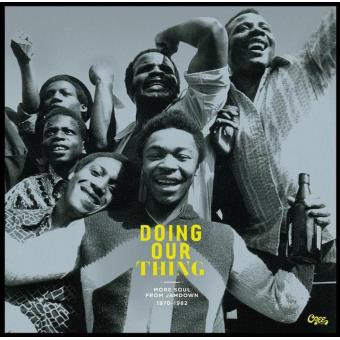 Doing our thing more soul from jamdown 1972 1982/inclus livr