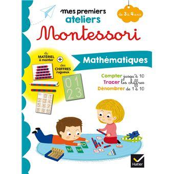 Mes premiers ateliers Montessori, Mathématiques