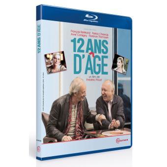 12 ans d'âge Blu-Ray