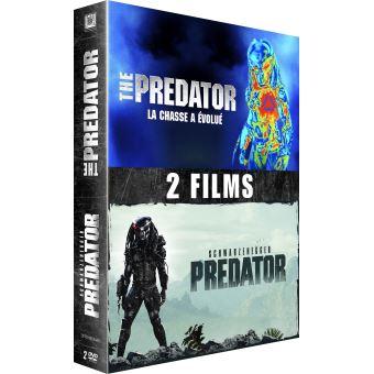 PredatorCoffret Predator 2 Films DVD