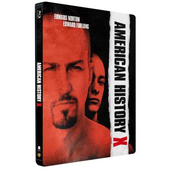 American History X Steelbook Blu-ray
