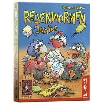 REGENWORMEN JUNIOR (A13) - NL