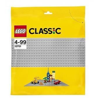 LEGO GRIJZE BOUWPLAAT / PLAQUE GRISE