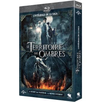 Le territoire des Ombres : L'intégrale 2 Blu-Ray
