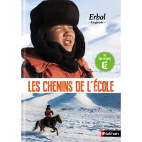 Les chemins de l'école Erbol -Kirghizie-