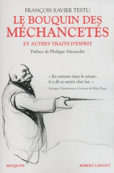Le Bouquin des méchancetés - Et autres traits d'esprit - 9782221156742 - 19,99 €