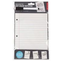 Magnetic Dry Erase Notepad