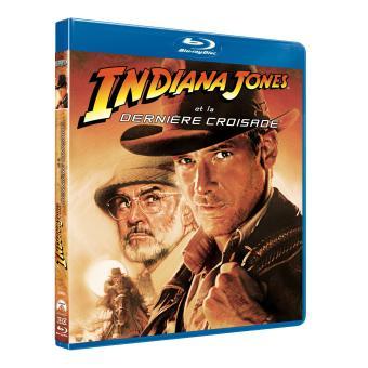 Indiana JonesIndiana Jones et la dernière croisade Blu-Ray