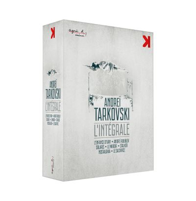 Andreï Tarkovski L'intégrale DVD
