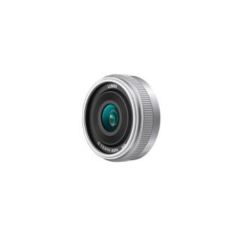 Objectif Panasonic Lumix G 14 mm F2.5 II ASPH zilver