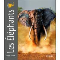 Les Eléphants. Portraits d'animaux