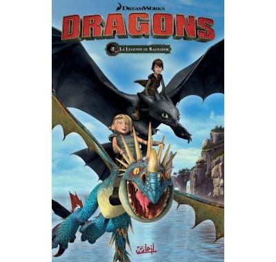 Dragons T05 - La Légende de Ragnarok - Soleil