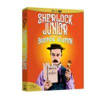 Sherlock Junior Combo Blu-ray DVD