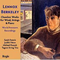 Oeuvres pour vents, cordes et piano