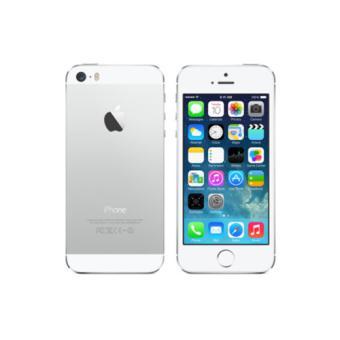 apple iphone 5s 32 go argent smartphone achat prix fnac. Black Bedroom Furniture Sets. Home Design Ideas