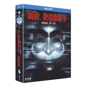 Mr. RobotCoffret Mr. Robot Saisons 1 à 3 Blu-ray