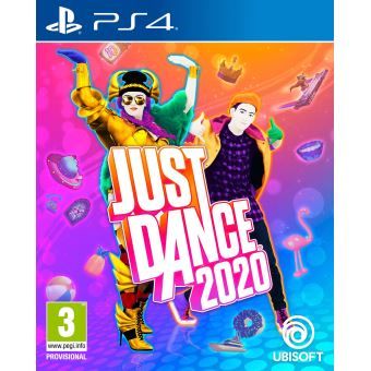 Just dance 2020 FR/NL PS4