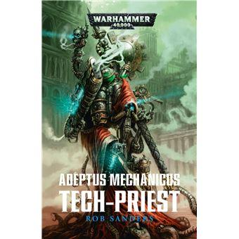 Warhammer 40.000Tech-priest, adeptus mechanicus