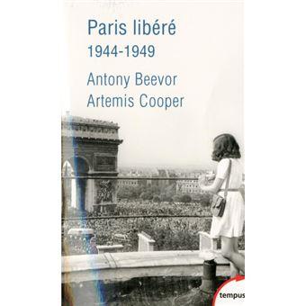 Paris libérée 1944-1949