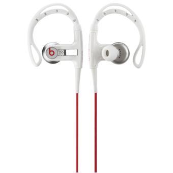 Ecouteurs Beats By Dre Powerbeats White
