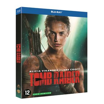 Lara Croft : Tomb RaiderTOMB RAIDER BLU RAY -FR NL