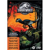 Jurassic park 1-5 collection-BIL