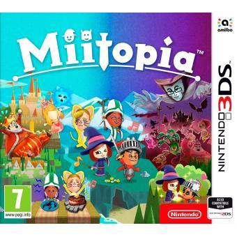 Miitopia NL 3DS