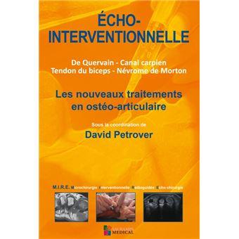 Echo-interventionnelle les nouveaux traitements en osteo-a