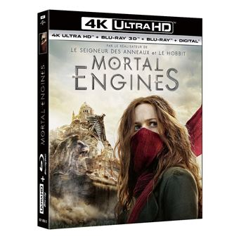 MORTAL ENGINES-FR-BLURAY 4K