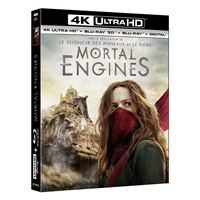 Mortal Engines Blu-ray 4K Ultra HD