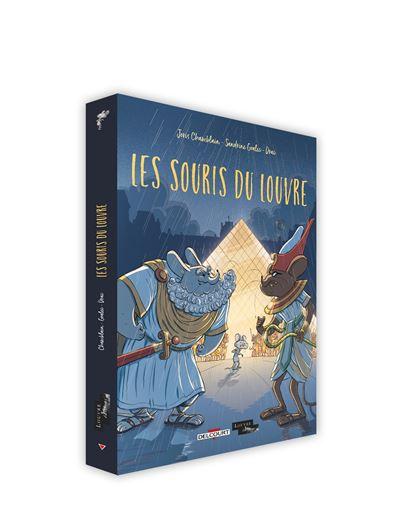 Les Souris du Louvre 02 - Coffret T01 +