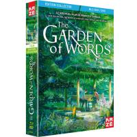 The Garden of Words Combo Blu-Ray + DVD Edition collector
