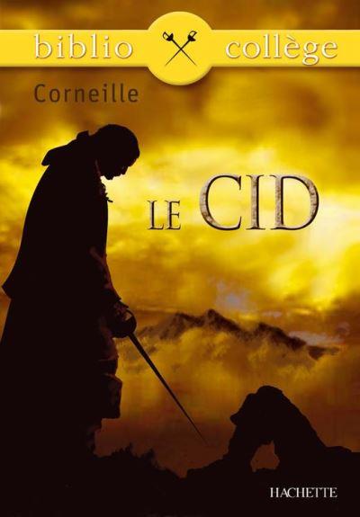Bibliocollège - Le Cid, Corneille - 9782011609663 - 2,49 €