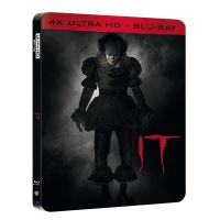 Ça Steelbook Blu-ray 4K Ultra HD