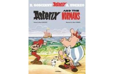 Astérix - Tome 9 : Asterix and the normans