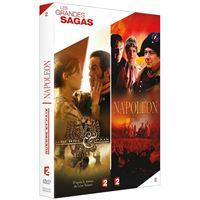 Coffret Les grandes sagas Volume 2 DVD