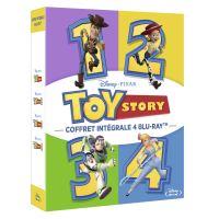 Coffret Toy Story L'intégrale Blu-ray