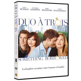 Something Borrowed : Duo à trois DVD