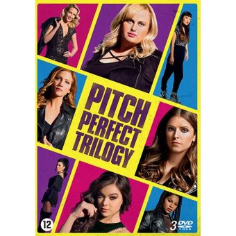 PITCH PERFECT 1-3 BOX-BIL