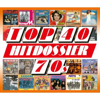 TOP 40 HITDOSSIER - 70S