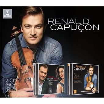 Renaud Capuçon Coffret