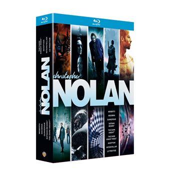 Coffret Nolan L'intégrale Blu-ray