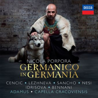 Germanico in Germania Coffret