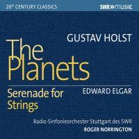 Planetes/serenade pour cordes