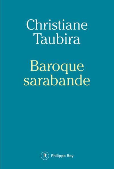 Baroque sarabande - 9782848766966 - 5,99 €
