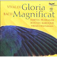 Gloria - Magnificat - Super Audio Cd hybride